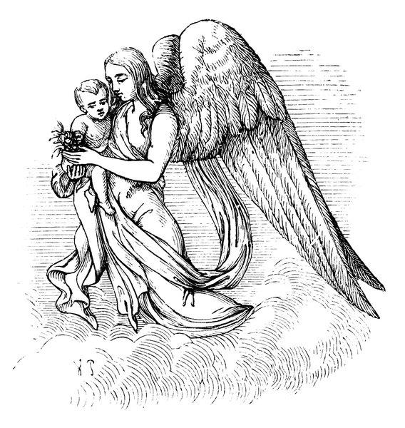 Ангел. Сказка Андерсона. Сказки Онлайн