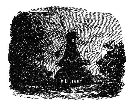 Ветряная мельница. Сказка Андерсона. Сказки Онлайн